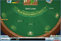 Multi Player Blackjack Partycasino