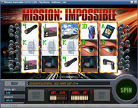 Mission Impossible PartyCasino bonus code