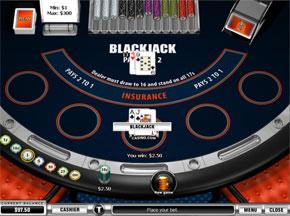 Titan Casino Blackjack